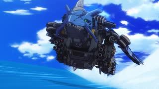 ゾイドワイルド ZERO 第26話「消えたオメ