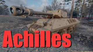 【WoT:Achilles】ゆっくり実況でおくる戦車戦Part706 byアラモンド