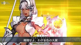 【FGO】カイニス宝具【Fate/Grand Order】