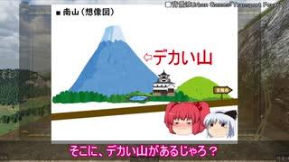 【ゆっくり解説】北伐に関する一考察(街