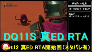 【ネタバレ有】DQ11S真ED (ニズゼルファ