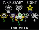 (Scratch)Ink!Flowey Fight![undertale fangame]