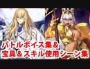 Fate/Grand Order キリシュタリア・ヴォーダイム&カイニス スキル使用シーン&敵専用バトルボイス集(戦闘開始、スキル、宝具等)