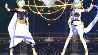 【Fate/MMD】ディオスクロイ兄妹でFINAL J