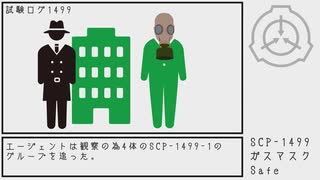 【SCP紹介】SCP-1499 ガスマスク【結月ゆ