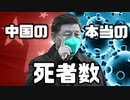 """China's real corona dead number """"The truth seen from smartphone""""【Explanation slowly】"""