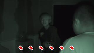 恐怖ドッキリ【暗闇からアントニー出てき