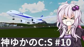神になったゆかりのCities:Skylines #10【