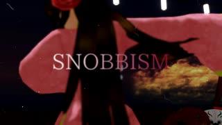 【APヘタリアMMD】SNOBBISM【中と湾】