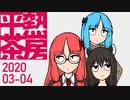 【返信・雑談】平熱茶房202003-04【茜葵&きり】