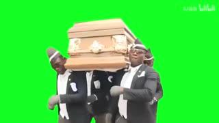 Coffin Dance meme 棺桶ダンスGBその1