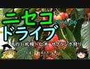 【ゆっくり】ニセコドライブ 1 札幌~仁木 サクランボ狩り
