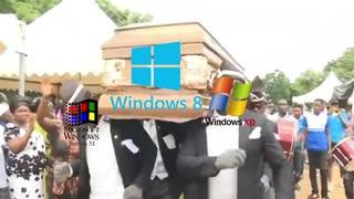 Windows8よりほかのOSのほうが使えるとわ