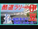 【車載動画】伊豆_細野高原ラリーPart1/2