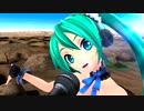 【Project DIVA F2nd】嵐の中で輝いて(初音ミクカバー) エデ...