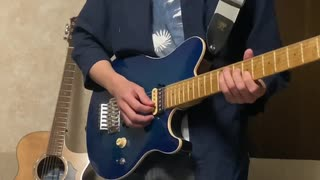 ヨルシカ - 「花に亡霊」/ Guitar Cover