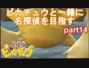 【名探偵】あかりがピカチュウと探偵するお話:part14【ピカチュウ】