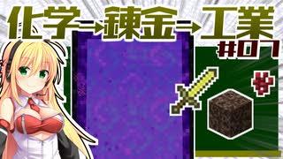 【弦巻マキ実況】化学的錬金術の力で工業