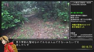 【1分弱登山祭】弁ヶ岳リアル登山アタック