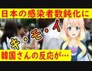 【韓国の反応】13日ぶりに200人台、日本の感染者数に韓国さんが・・・【世界の〇〇にゅーす】