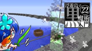 【EvilCraft #2】浮遊島で黒魔術入門Minec