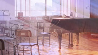 沈静系ピアノ曲と、綺麗め画像【作業用BGM】