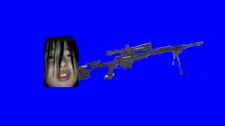 狙撃するヤクザbb(使用例付き)