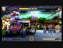 KOF 2002 JHUN HOON / ジ ョ ン ・ フ ー ン Combos Collection HD #36
