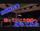 【バーチャル先軍女子】走っていこう未来へを踊ってみた【北朝鮮音楽】