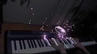 AR ピアノ - 春よ、来い