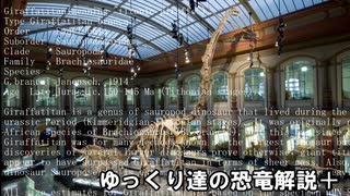ゆっくり達の恐竜解説+ 第十四回:スピ