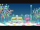 【MMD-OMF10】星の広場【ステージ配布】