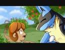 Lucario Animation ルカリオアニメーションエピソード2