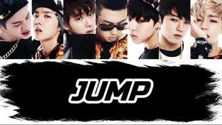 【 BTS 】JUMP【防弾少年団】【日本語字幕