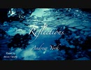 Reflections(Andrew York)をクラシックギターで弾いてみた