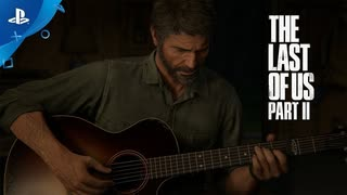 新作『The Last of Us Part Ⅱ』ストーリー