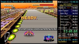【ゆっくり解説】SFC F-ZERO Grand Prix M