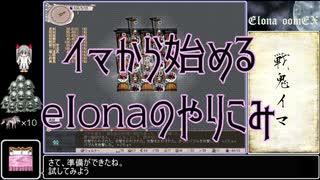【elona】イマから始めるelonaのやりこみ