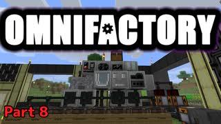 【Minecraft】Omnifactoryゆっくり実況プ