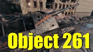 【WoT:Object 261】ゆっくり実況でおくる戦車戦Part722 byアラモンド