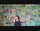 世界中のカメムシを壁中に貼り付けてカメムシ歌ってみた【けいま】