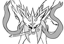 【紅蓮華】自作してるポケモンの漫画でOP