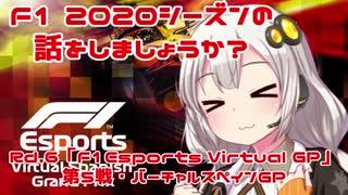 【紲星あかり】F1 2020シーズンの話をしましょうか?Rd6「F1 Esports Virtual Grand Prix 第5戦・バーチャルスペインGP」
