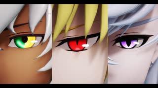 【Fate/MMD】Breakthrough【千里眼トリオ】
