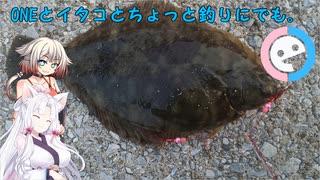 【貝塚人工島/水路】ONEとイタコとちょっと釣りにでも。7回目【VOICeVIフィッシング】