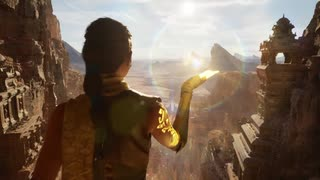 日本語ver.【初公開! PS5次世代ゲームエンジン アンリアルエンジン5】PS5リアルタイムデモトレイラー  Unreal Engine 5 - PlayStation 5