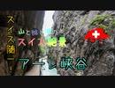 【ゆっくり】スイス絶景ソロ紀行 part24 ~マイリンゲンとアーレ峡谷 ~【旅行】