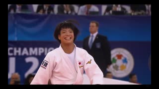 阿部詩 一本 柔道  Uta Abe Ippon Judo