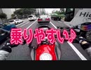 日本で一番高い駐車場にバイク駐車するだけ
