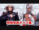 Fate/Grand Order マイルーム特殊会話ボイス集(No.277~No.280+α)